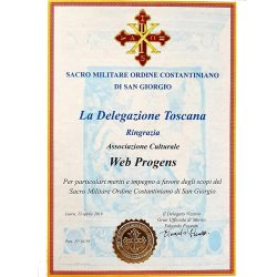 benemerenza sacro militare ordine costantiniano si san giorgio webprogens